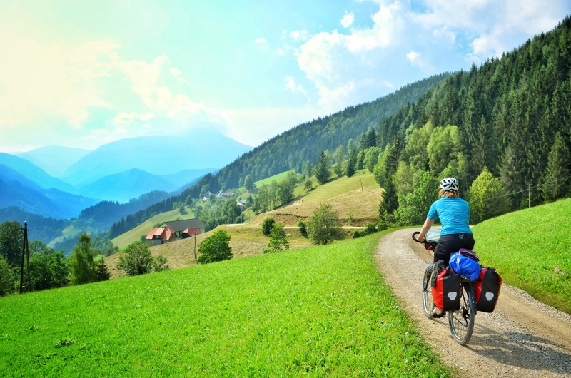 Cycle touring - a beginners guide