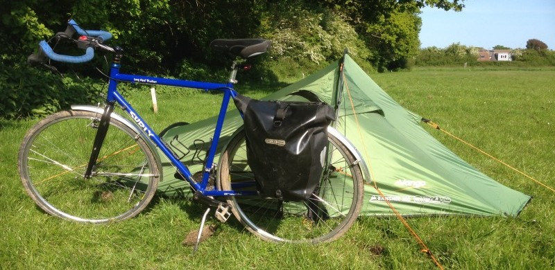 cycle touring the perfect way to travel, find new place, people or maybe a new way of life