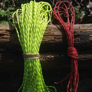 Lighten your Tent Weight - 2mm braided dyneema