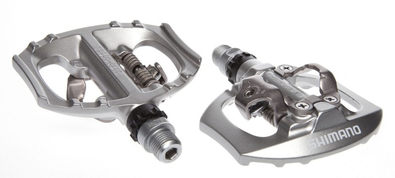 Pedals for Touring - Shimano Dual Purpose Pedals