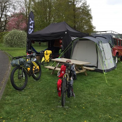Surly LHT - Ghyllside Cycles - Cycle Tour Festival
