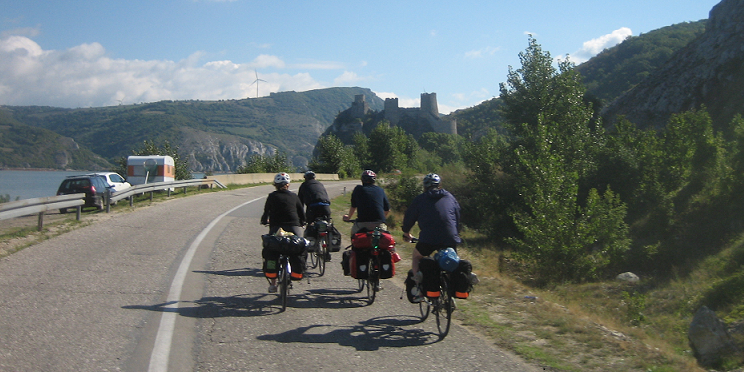 Cycle touring bike travel bicycle touring budget travel