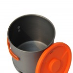 sale price fire maple aluminium camp cooking pot