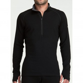 outdoor clothing - base layer - layering system for cycle touring