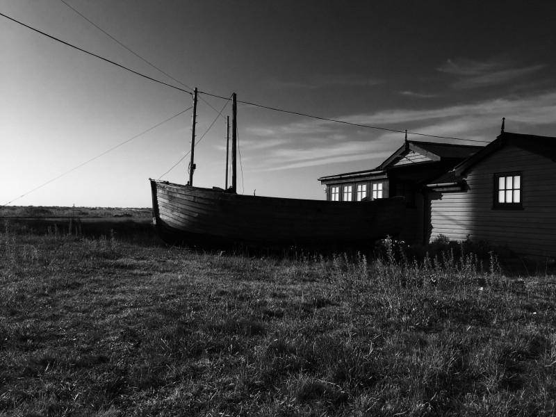 photography at dungeness