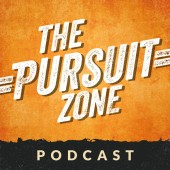 The five best cycle touring podcasts no. 3 - The Pursuit Zone Podcast by Paul Schmid