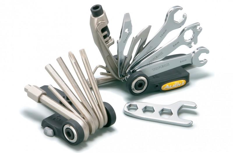 cycle touring bicycle touring tool kit list for common cycle touring repairs on the road