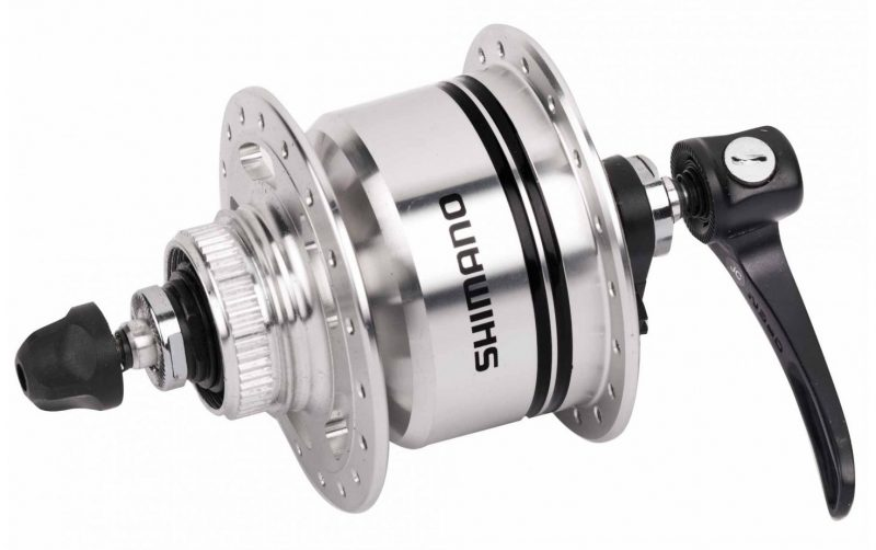 dynohubs and dynamo hubs for cycle touring shimano