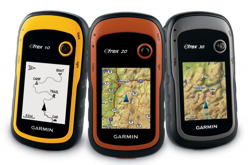 GPS for navigating cycle touring to Lands End to John O Groats
