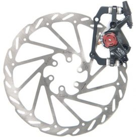 Mechanical Disc Brakes are easy to adjust and repair which make them perfect for cycle touring