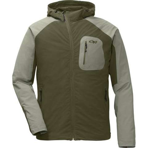 best service 73aec f8e2b Outdoor Research Ferrosi Softshell Hoody - Cycle Tour Store